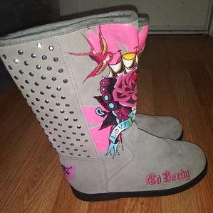 Ed Harley boots